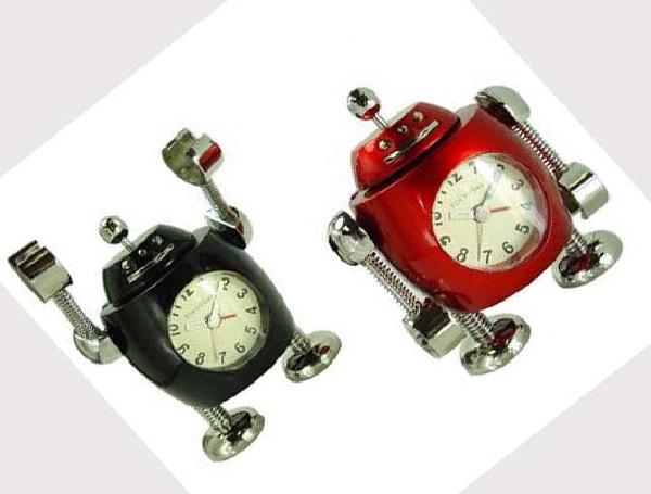 The robot-Cool Alarm Clocks