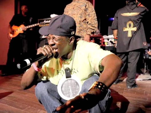 Flavor Flav-Rappers Who Have Done TV Shows