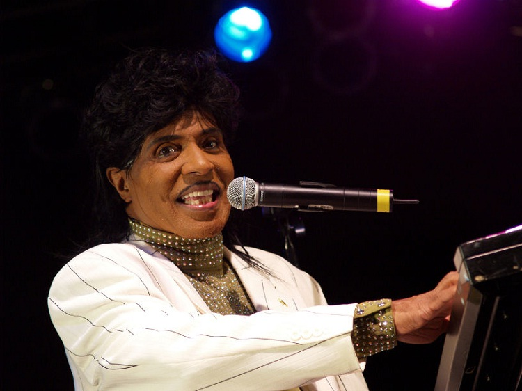 Little Richard-12 Gay Male Celebs Who Were Once Married To Women