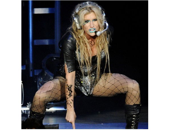 Ke$ha: The College Crasher-Facts About Ke$ha