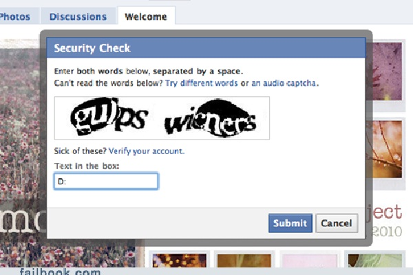 Lucky wieners-Most Hilarious Captchas