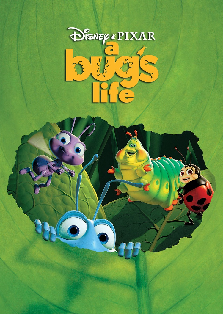 A Bug's Life-Mind Blowing Facts About Pixar That You Probably Didn't Know