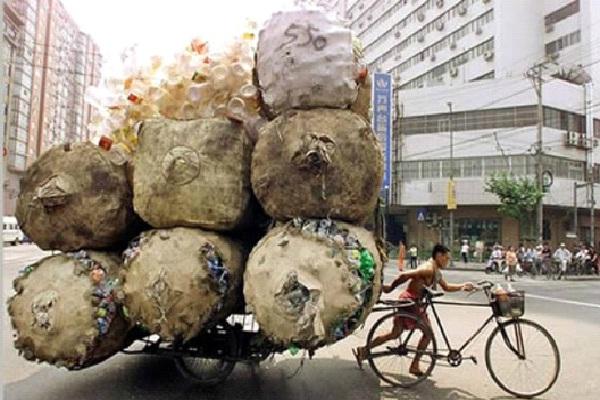 Log Roll-Small Vehicles, Big Loads
