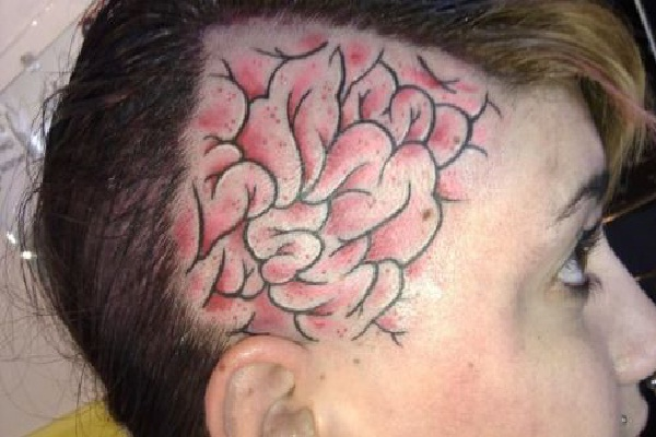 Fashion Statements-Wackiest Anatomical Tattoos
