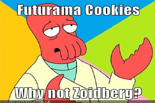 Why not zoidberg?-Secret Facts About Futurama You Didn't Know