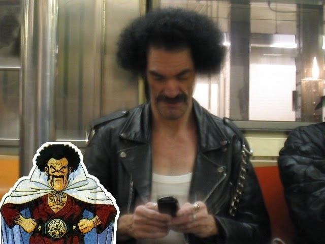 Mr Satan-Cartoon Characters & Their Real Life Counterparts