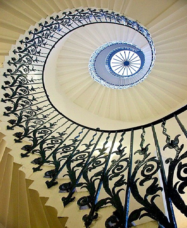Queen's House - England-Amazing Staircases In The World