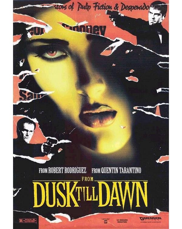 From Dusk till Dawn-Vampire Movies