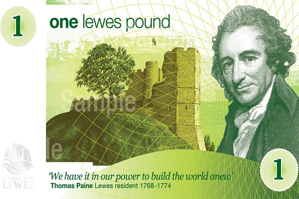 Lewes pound-Weird Alternative Currencies