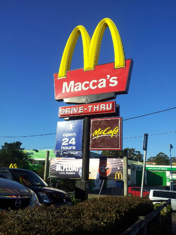 McDonald's down under-Mind Blowing Facts About McDonald's