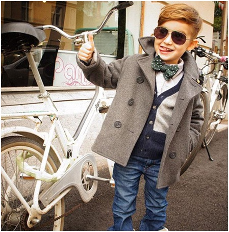 Thumbs Me Up-12 Most Photogenic Kids