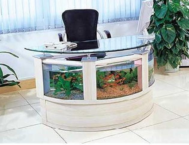 Desk-Creative Aquariums