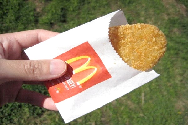 McDonald's Hash Browns Contain More Calories Than Their Big Mac-Insane Fast Food Facts