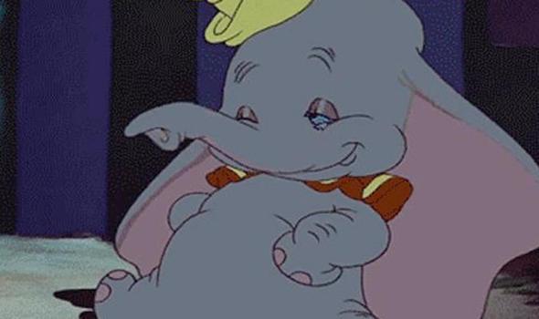 Dumbo drunk-Drunk Disney Characters