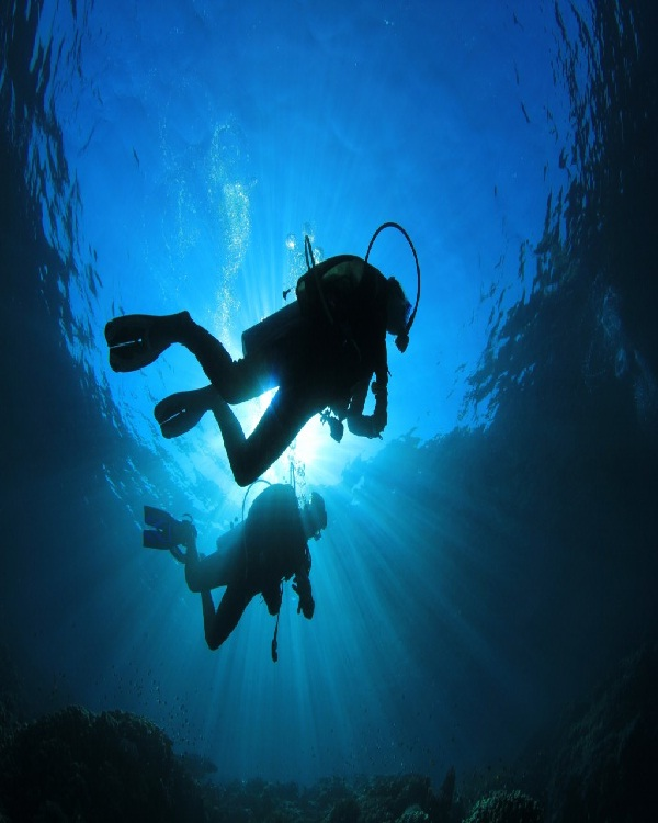 Scuba diving-Most Dangerous Sports In The World