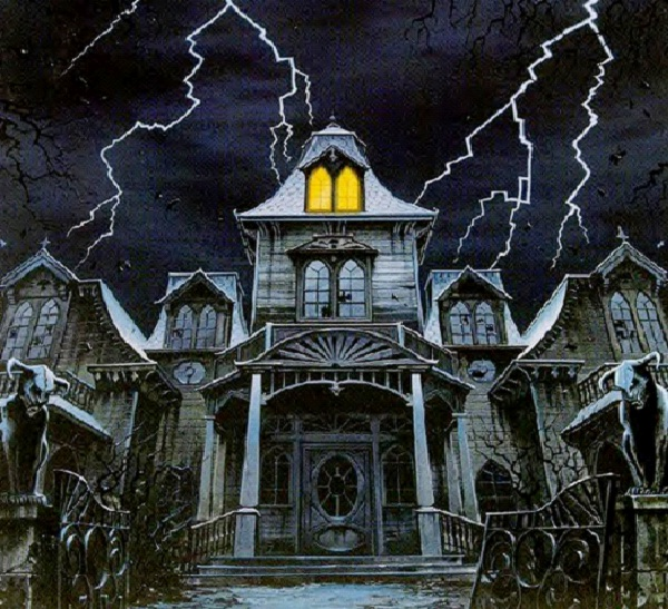 Take Them To A Haunted House-Top Ways To Scare Someone
