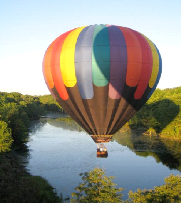 Ride In A Hot Air Balloon-Best Bucket List Ideas