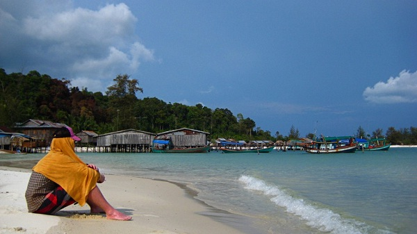 Cambodia, South China Sea-Most Beautiful Beaches In The World