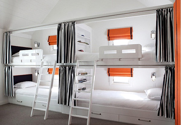 All Aboard-Amazing Lofts For Adults