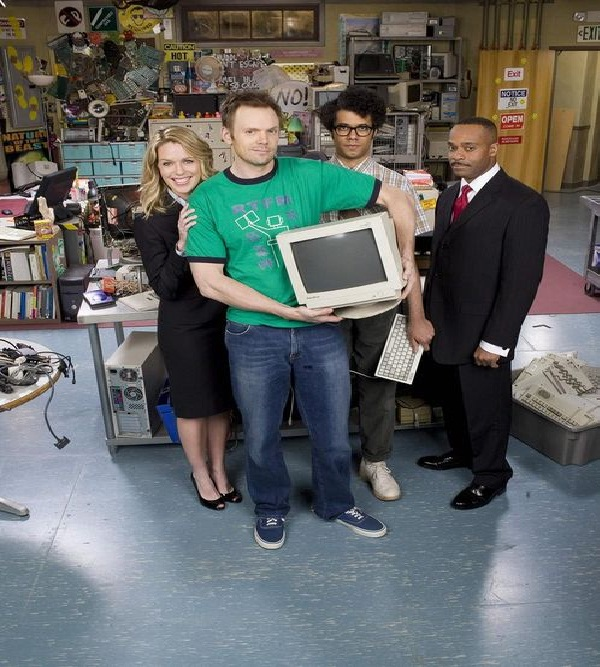 The IT Crowd-TV Shows That Never Aired