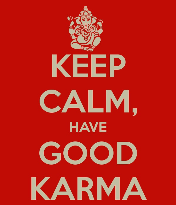 Good karma-Things That Money Can't Buy