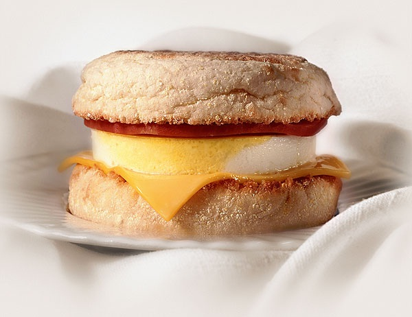 McDonald's Egg McMuffin-Healthy Fast Food Items You Can Opt For
