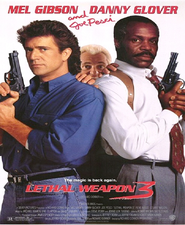 Lethal Weapon-Best Action Movies Of All Time