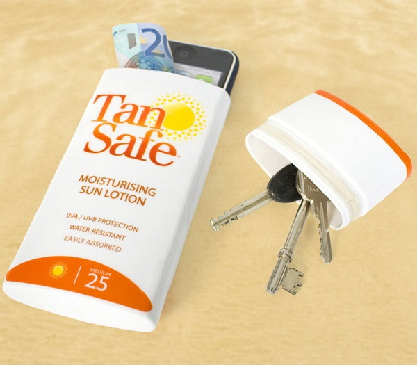 Expensive tanning-Most Clever Safes To Protect Your Money