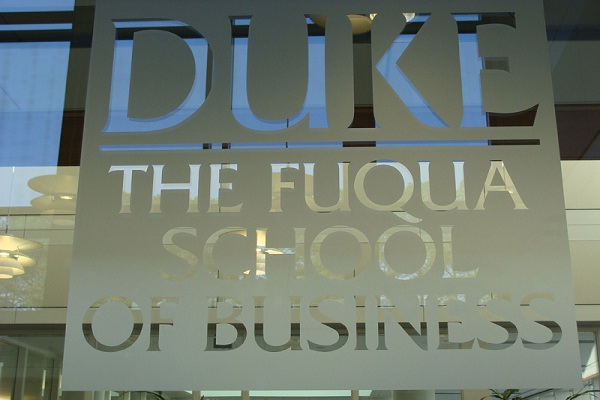Duke Fuqua-Americas Best Business Schools 2013