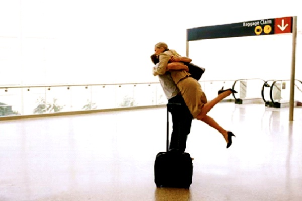 Hugging Someone You Haven't Seen In A Long Time-Most Priceless Moments In A Person's Life