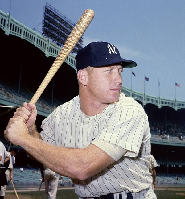 Mickey Mantle-Celebrities Who Were Killed By Alcohol