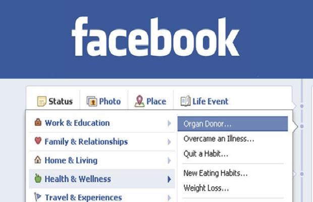 Via Facebook?-Unbelievable Organ Donor Stories