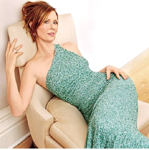 Cynthia Nixon-Hottest Celebrities Who Are Lesbians