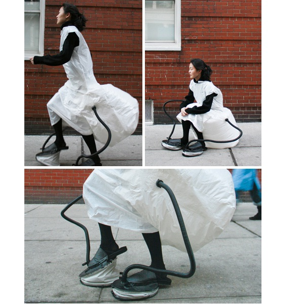 Portable Chairs-World's Strangest Furniture