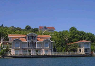Waterfront Estate, Istanbul, Turkey-15 Most Expensive Homes In The World