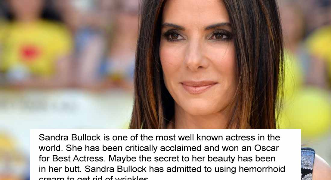 12 Disgusting Celebrity Habits You Probably Don't Know About