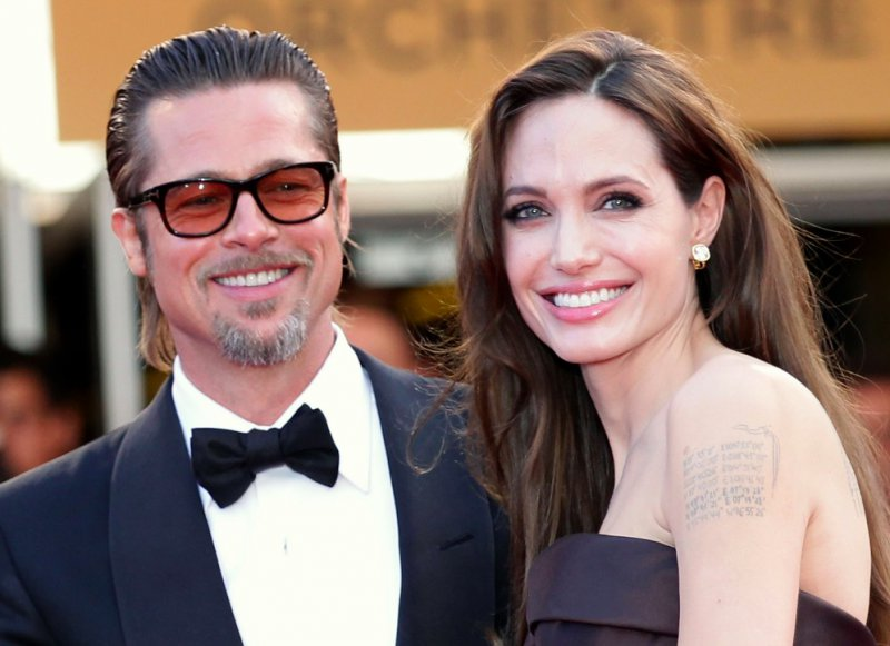 Angelina Jolie And Brad Pitt-12 Celebrity Nicknames You Probably Don't Know Of