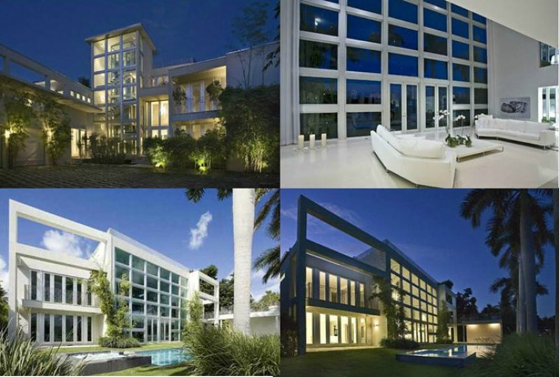 Lil Wayne-15 Amazing Celebrity Houses That Are Worth Millions