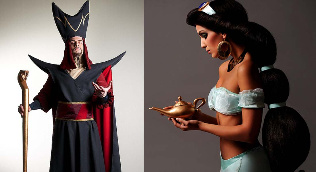 15 Best Disney Cosplays You'll Ever See