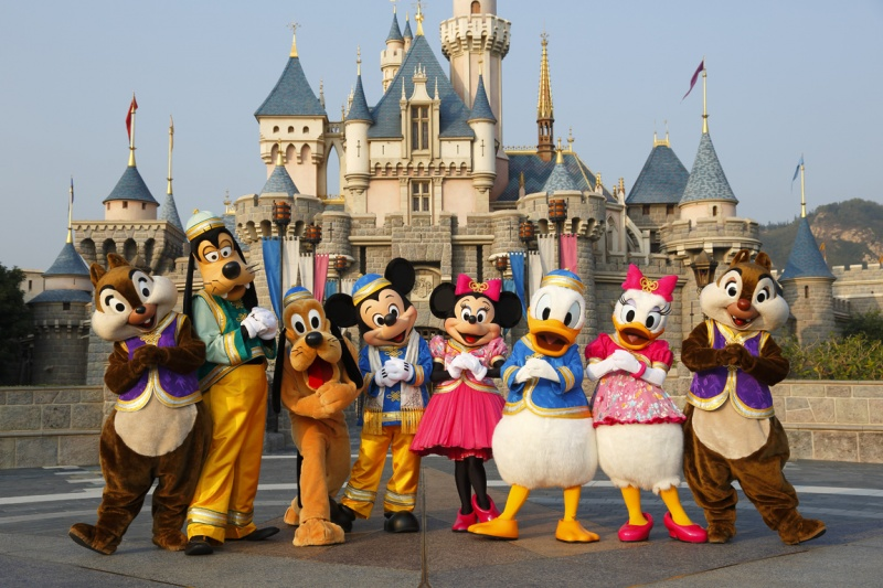 Cast Members, not Employees-15 Disney Secret Employee Rules You Don't Know