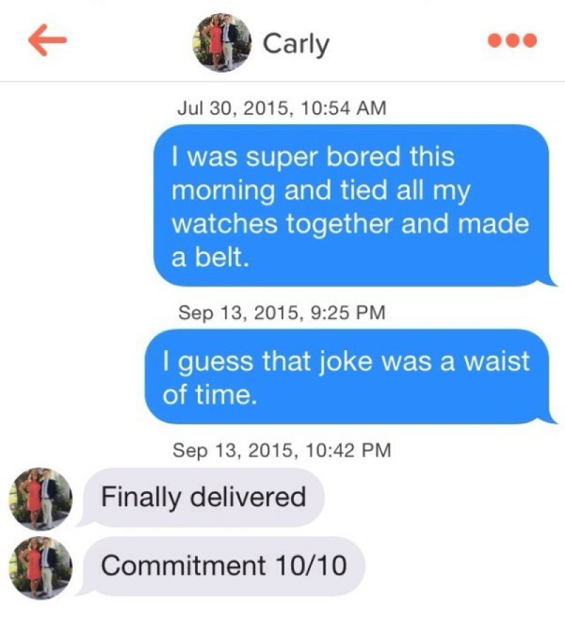 She Liked it-15 Funniest Pickup Lines To Use On Tinder