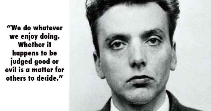 Ian Brady, UK (1938 - To Date)-15 Serial Killer Quotes That Will Give Chills Down Your Spine