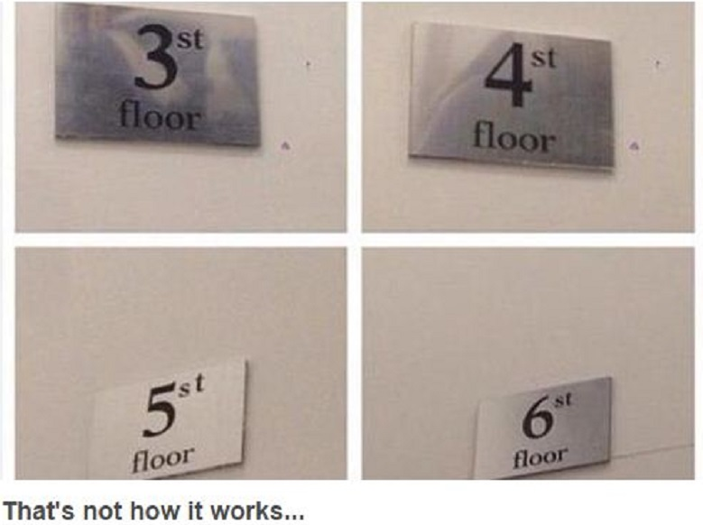 That's Not How Ordinal Indicators Work-15 People Who Have No Idea How Things Work