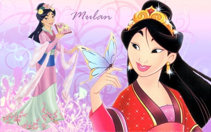 Mulan is the First Disney Princess, Who is not Actually a Princess-15 Interesting Things About Disney Princesses You Never Noticed
