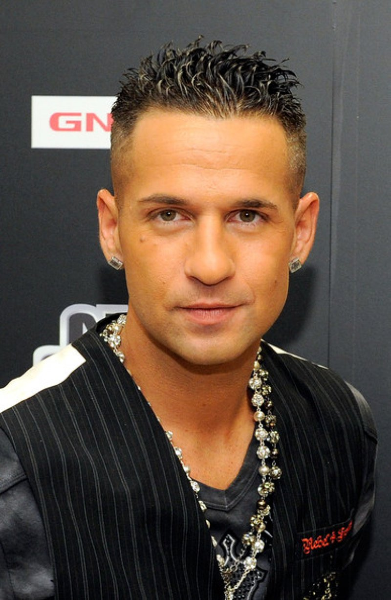 Mike Sorrentino-15 People Who Were Strippers Before Becoming Famous
