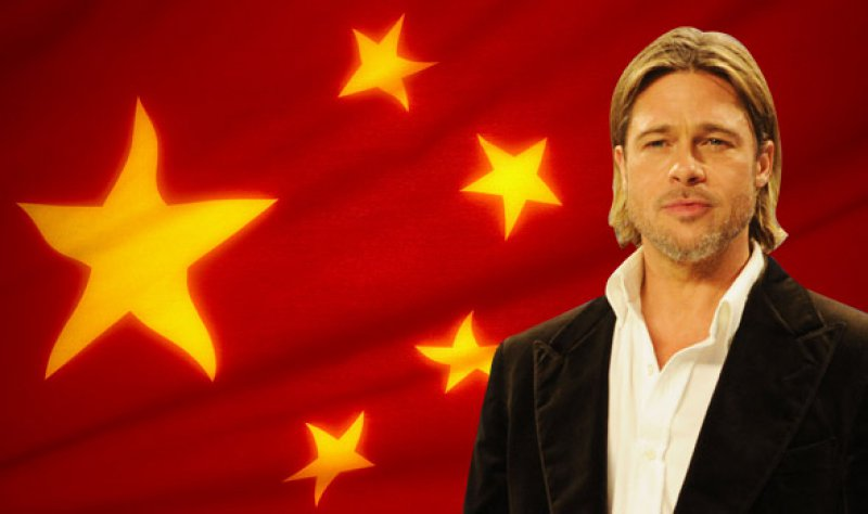 Brad Pitt Is Banned from China-15 Bizarre Celebrity Secrets You Don't Know