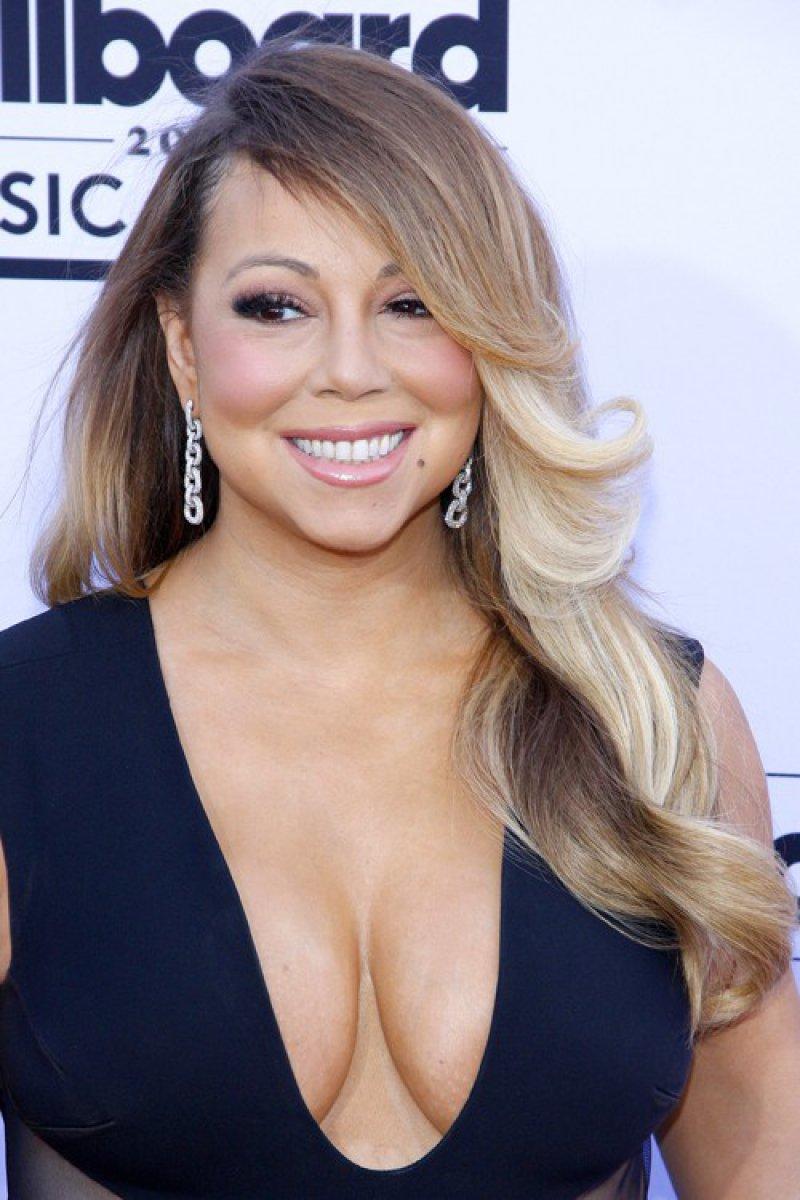 Mariah Carey-24 Celebrities Who Had Breast Implants