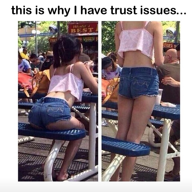 Butts Can be Deceiving Too-15 Images That Will Give You Real Trust Issues