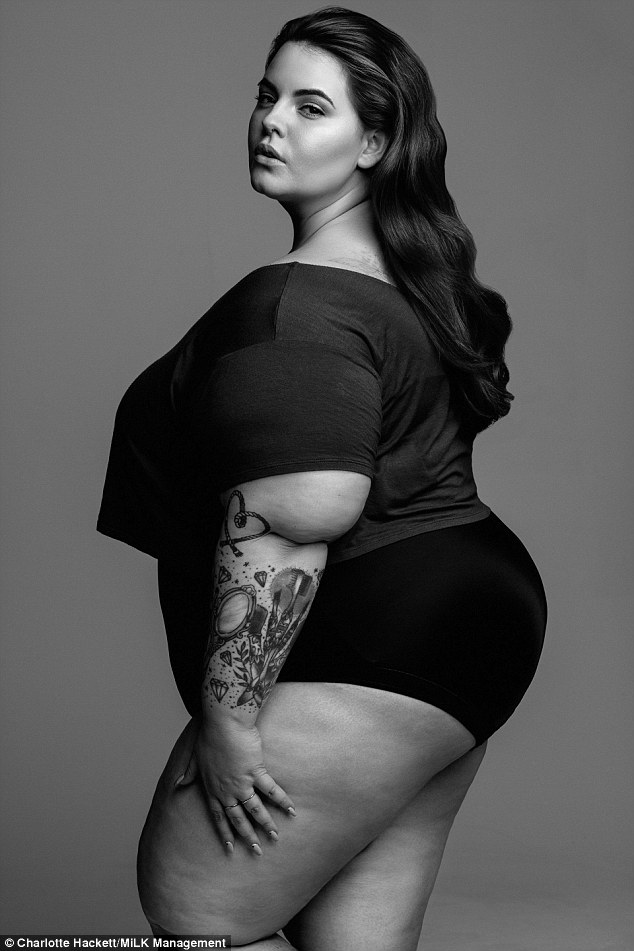 Personal and Dating Life-Plus Size Woman Becomes An Amazing Model To Challenge Beauty Standards