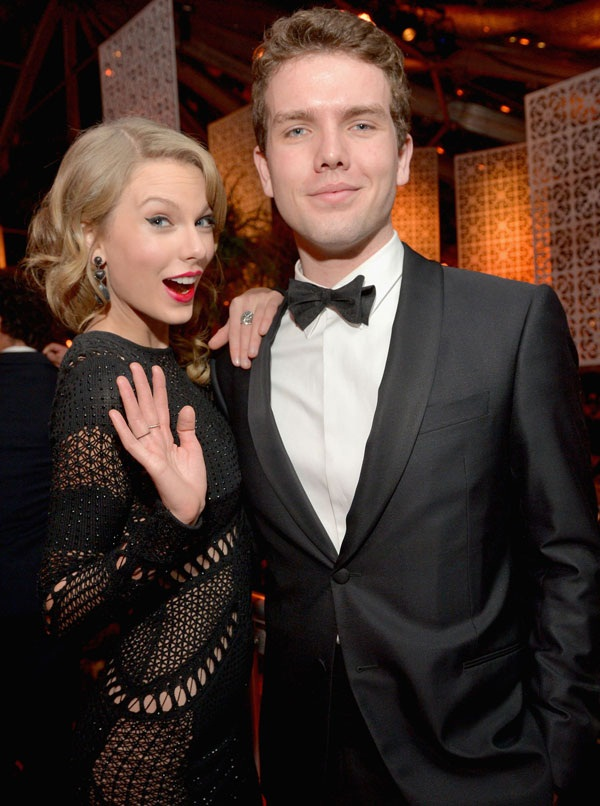 Austin Swift-15 Celebrities With Their Better Looking Siblings